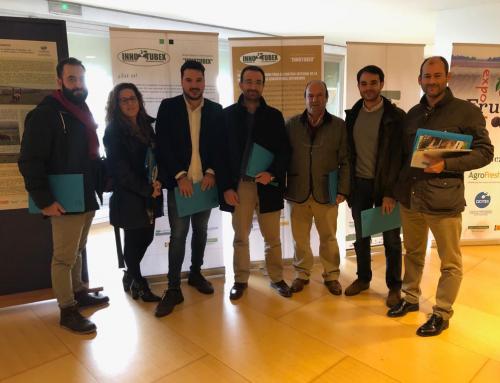 INNOTUBEX participa en la Jornada de Transferencioa de Tecnología de Proyectos Innovadores de los Grupos Operativos de Extremadura