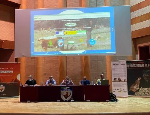 Intervención sobre Innotubex en la Asamblea de FEDEXCAZA